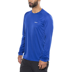 Marmot Windridge - Camiseta de manga larga Hombre - azul